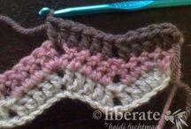 riffle crochet pattern