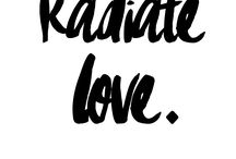 Radiate 2017 Word / My word for 2017