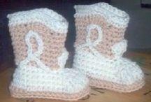 Haken/breien voor baby's