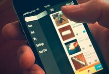 Mobile apps / iOs, Android, WP7