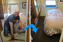 RV Decorating, Upgrades, & Mods / We're handy people by nature and we love a good home project! Fortunately, Artie (our Winnebago Aspect) is a willing participant. Check out some of our decorating and other home projects, as well as other Pinterest ideas and resources.