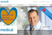 #MomsLoveAmwell / 24/7 Online Doctors