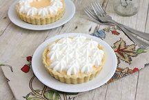 Dessert (Pies & Tarts) / by Emerald Isle