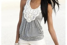 Women's Clothing / Crocheted patterns and inspiration for Women's clothing
