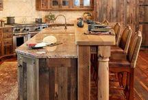 Столешницы кухонные  острова