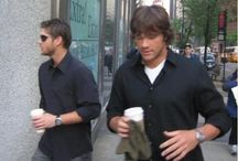 GORGEOUS JENSEN and JARED.