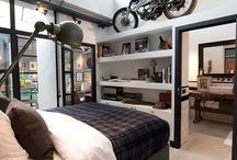 loft apartment living / by Tracy