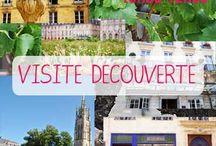 Visite découverte de Bordeaux / Tous les dimanches !