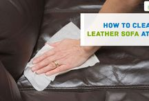 Leather cleaning / Tom's is the best leather cleaning service provider of Melbourne for your sofa, couches or any other leather furniture to remove the dust and other nasty stains.