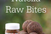 Nutella Raw Balls