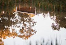 Pump House / Tento moderní rekreační objekt byl původně jen obyčejnou farmářskou kůlnou na venkovských pláních v Australské Victorii…
