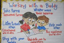 Working together anchor chart