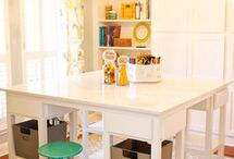 Bonus Spaces / Bonus spaces can be inspirational zones; from music rooms, to play spaces, to home offices