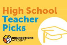 High School Teacher Picks / Check out some of our teachers' favorite resources, just for high school students!  / by Connections Academy