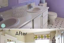 For the Home - Bathroom / by Kaylen Stanley