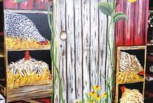 chickens / by Kelly Sanders