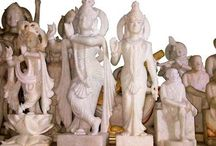 Marble Moorti From Jaipur / If you want to make Marble Moorti with different shapes and sizes.  our marble moorti range is carved out of premium marble using latest sculpting techniques and tools.