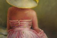 Neadeen's Art / Original Paintings - copyright Neadeen Masters / by Neadeen Masters