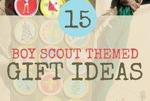 Boy Scouts:  Logan / by Donna Danielewski