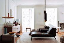 Декоративное освещение в интерьере / Осветительные приборы выполняют не только свою прямую фунцкию, но и, не менее важную — декоративную.