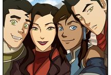 LOK/ATLA / My Obbession with avatar and legend of korra  / by ....::CΣCΣ::.....