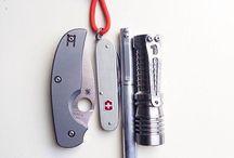 Every Day Pocket Tools / by Nobu Hatanaka