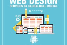Web Design & Development / We have experience in all facets of web development to help our clients reach their full potential. Put your business online, earn more sales and discover more leads.