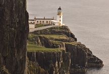 Lighthouses to visit one day .