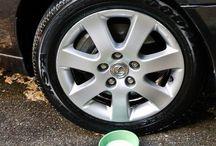 Nettoyer la voiture