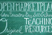 Math teacher ressources