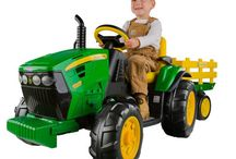 Top 10 Best Kids Riding Tractors in 2017 Reviews