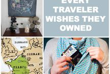 Travel Musts / by Julie Crede