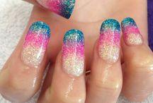 nagel en andere schoonheidsdingen