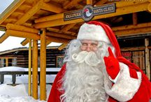 Santa Claus Village in Rovaniemi, Lapland