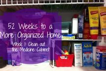 52 Weeks to a More Organized Home