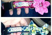 Sew dog items