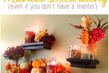 Fall / All things Fall - Decor, Crafts, Food, Fun