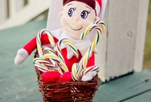 Elf on the Shelf  / by Lisa Goodwin Photography