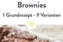 Brownies & tartes