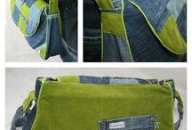 Nähen: Jeansrecycling -upcycling