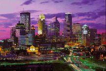 Minnesota! / My amazing home state! :) / by Jessica Schultz