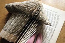 składanie ksiązki