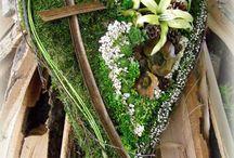 výzdoba hrobu