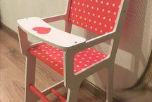 Мебель детям стулья