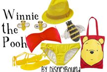 Disney Fashion....Pooh Friends / Pooh & Friends inspired fashion   These pins are not exclusively mine, so feel free to pin as many as you want without fear of being blocked!