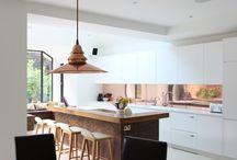 Copper kitchens