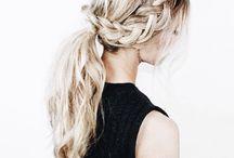 school/everyday hairstyles