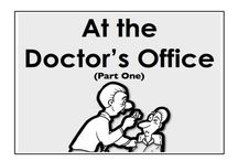 at the doctor
