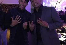 Neymar i Neymar Senior