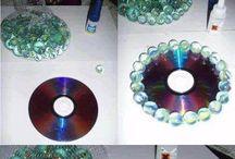 cds reciclado